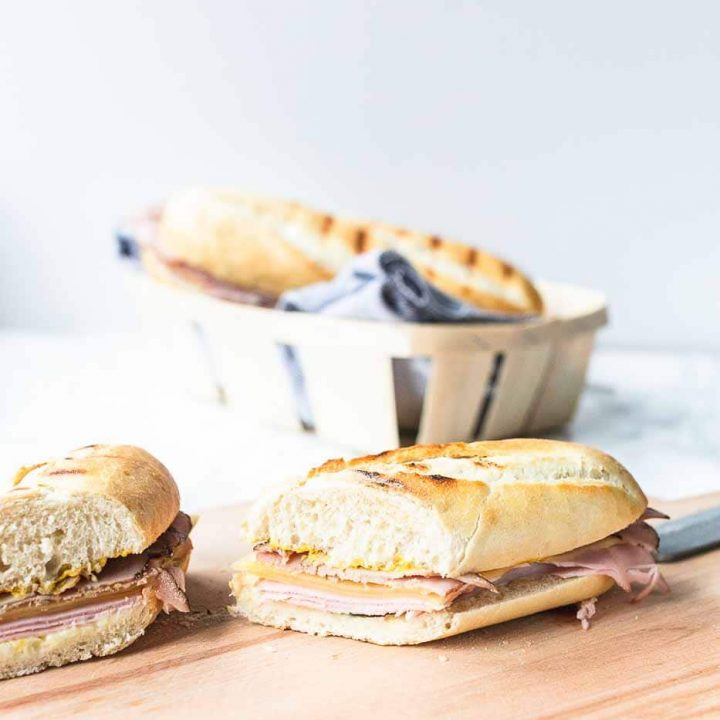 How To Make A Cuban Sandwich