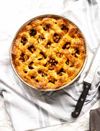 Delicious Dutch Apple Pie