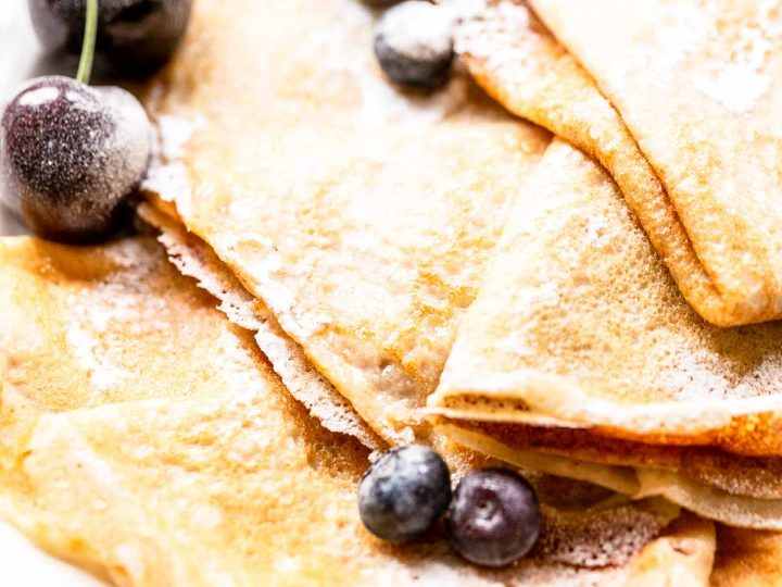 How To Make French Crepes Fast Food Bistro